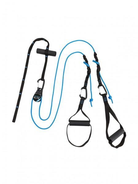 Schlingentrainer Elite Plus - Ganzkörpertraining mit Umlenkrolle