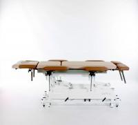 Osteopathenliege mit elektrischer Höhenverstellung