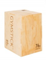 Gymstick Holz-Plyobox 76 x 60 x 50 cm